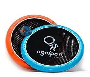 OgoSport Mini OgoDisk (FFP Version), Blue/Orange