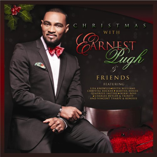 gospel christmas cd Christmas with Earnest Pugh &amp; Friends