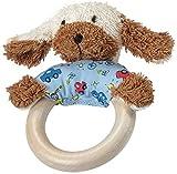 Kathe Kruse On Tour Wooden Grabbing Toy Dog by Khe Kruse