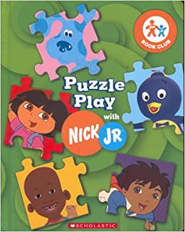 Puzzle Play with Nick Jr: Kitty Fross: 9780717277476