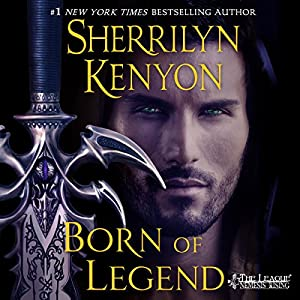 Born of Legend Hörbuch