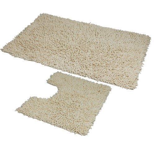 jvl-coral-ensemble-tapis-de-bain-lavables-en-machine-creme-50-x-80-cm-et-50-x-40-cm
