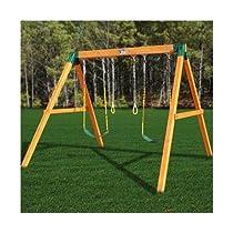 Hot Sale Gorilla Playsets Standing Swing Set