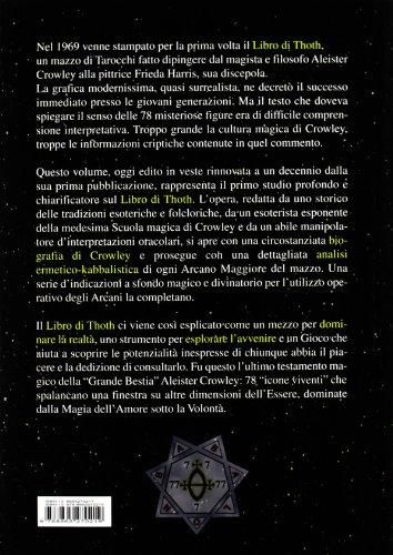Libro i tarocchi di aleister crowley i segreti del libro - Le tavole di thoth ...