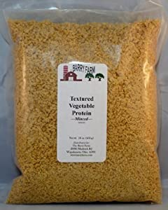 Minced Textured Vegetable Protein, 1 lb.