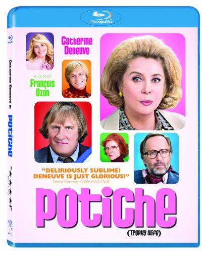 Cover art for  Potiche [Blu-ray]