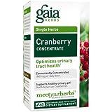Gaia Herbs - Cranberry Pro 60 lvcaps