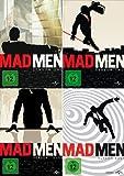 Mad Men - Die komplette 1. + 2. + 3. + 4. Season (16-Disc / 4-Boxen)