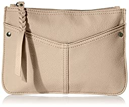 BCBGeneration The Darling Clutch, Taupe, One Size