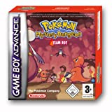 echange, troc Pokémon Mystery Dungeon: Team Rot [import allemand]