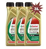 Castrol Edge 5W-40 FST Turbo Diesel Engine Oil CAS-2059-7112-3 = 3L