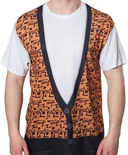 Official Men's Ferris Bueller Costume Shirt by 80sTees.