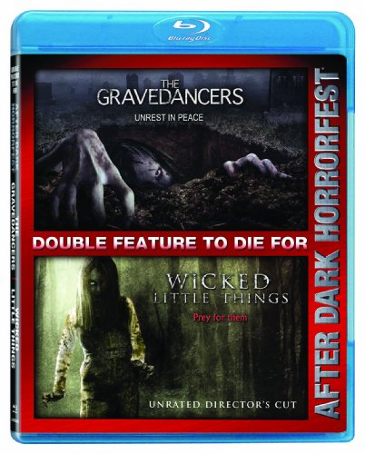 Blu-ray : The Gravedancers / Wicked Little Things (, Widescreen)