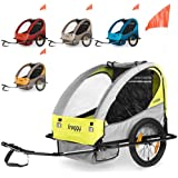 Froggy® BTC05 Fahrradanhänger Jogger Kinderfahrradanhänger