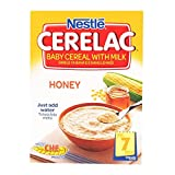 Cerelac baby cereal 250g with honey