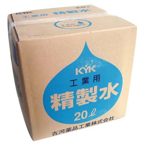 05-201 精製水 20L