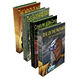 The Earthfire Series-4 Book Box Set