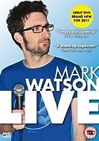 Mark Watson - Live