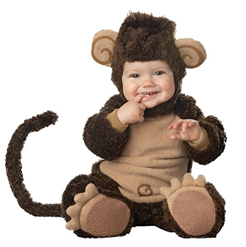 Y&T Baby's Character Naughty Monkey Costumes Infant Sleepwear Suits