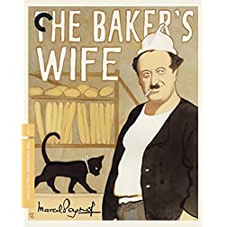 The Baker's Wife The Criterion Collection [Blu-ray]
