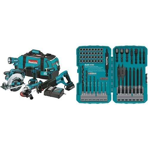 Makita-XT601-18-volt-LXT-Lithium-Ion-Cordless-Combo-Kit-6-Piece