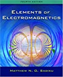 img - for Elements of Electromagnetics (Oxford Series in Electrical and Computer Engineering) book / textbook / text book
