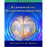 Elements of Electromagneticsby Matthew N. O. Sadiku