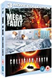 Disaster Triple:Megafault/Ice Quake/Collision Earth [DVD]
