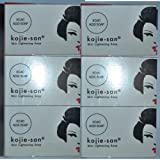 KOJIE SAN SKIN LIGHTENING KOJIC ACID SOAP, 6-PACK (6x100 GRAMS))