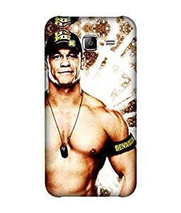 small candy 3D Printed Back Cover For Samsung Galaxy J5 2016 -Multicolor john cena