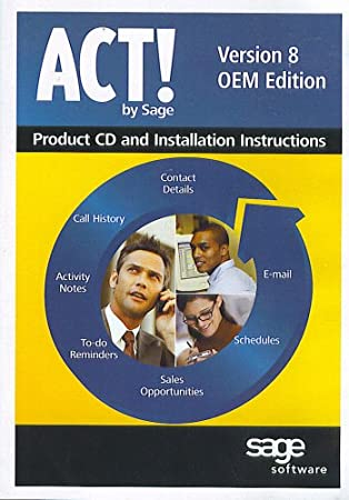 ACT! Version 8 OEM Edition (ACT! 2006)
