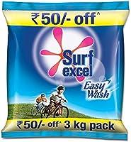Surf Excel Easy Wash Detergent Powder - 3 kg