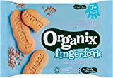 Organix Finger Foods Organic Baby Biscuits 7mth+ (12 per pack - 100g)