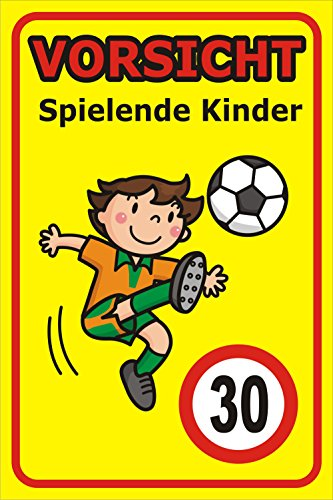 foto schild vorsicht spielende kinder warnung stra enverkehr pictures to pin on pinterest. Black Bedroom Furniture Sets. Home Design Ideas