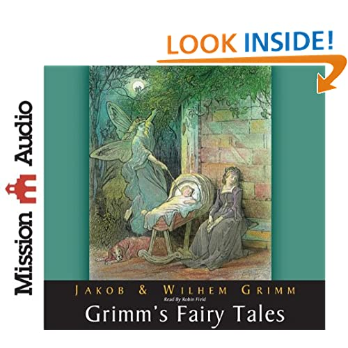 Grimm's Fairy Tales (Christian Audio)