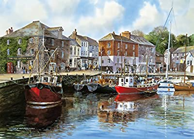 Gibsons Puzzle - Padstow Harbour (1000 pieces)