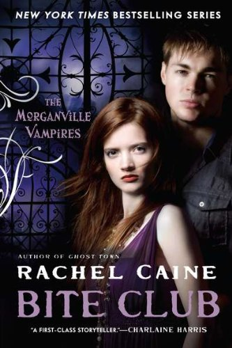 Cover of Bite Club: The Morganville Vampires