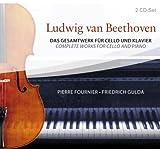 echange, troc  - Intégrale De L'Oeuvre Pour Violoncelle Et Piano
