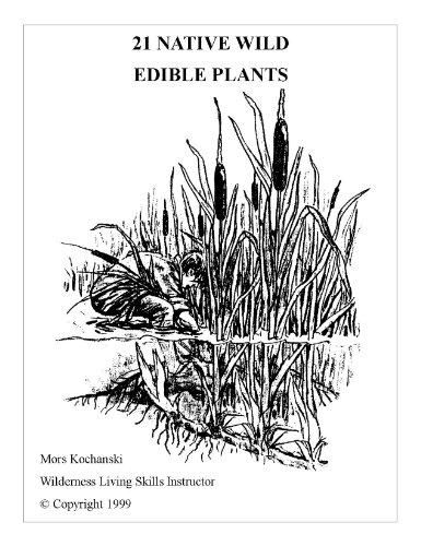 21 Native Wild Edible Plants PDF
