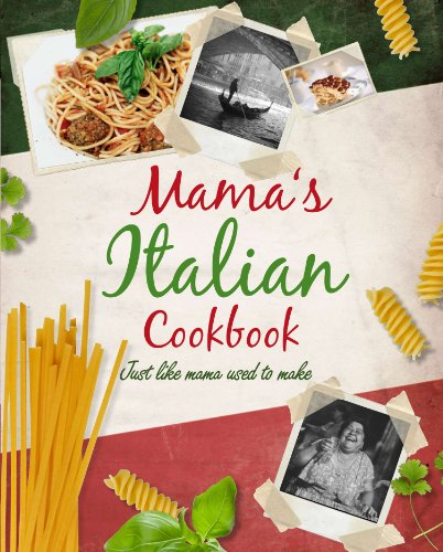Mama's Italian Cookbook (Mama's Italian Ckbk)