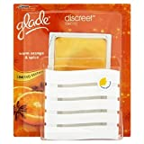 Glade Discreet Warm Orange & Spice Holder 12g