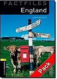 England: 1400 Headwords (Oxford Bookworms Library)