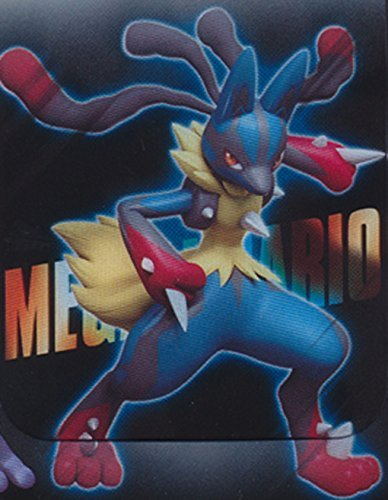 Japanese Pokemon Mega Lucario Deck Box