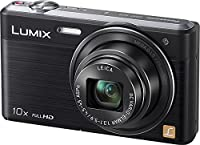 Panasonic Lumix DMC-SZ3 16.1 MP Compact Digital Camera with20x Intelligent Zoom (Black) with Panasonic USA warranty from Panasonic