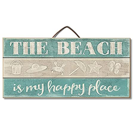 51NtnKPjUNL._SS450_ 100+ Wooden Beach Signs and Wooden Coastal Signs