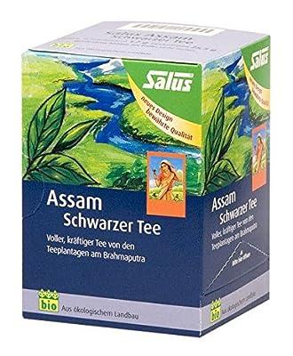 Assam Schwarzer Tee (26 g) von SALUS - Gewürze Shop