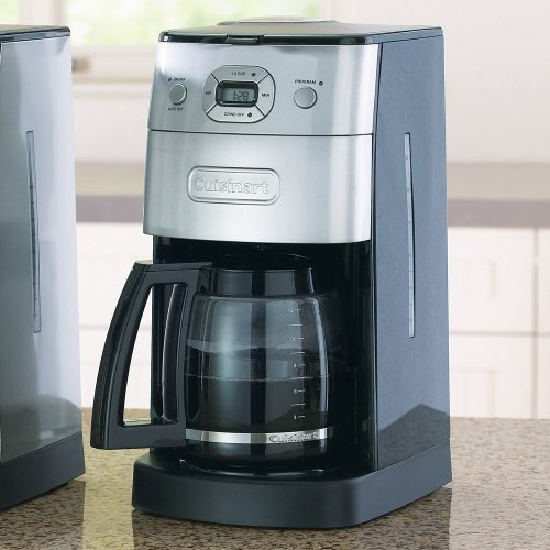 Cuisinart Automatic Grind & Brew 12-Cup Coffee