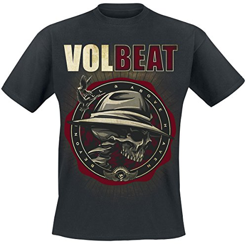 Volbeat Beyond Hell & Above Heaven T-Shirt nero S