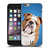 Head Case Designs English Bulldog Popular Dog Breeds Protective Snap-on Hard Back Case Cover for Apple iPhone 6 4.7