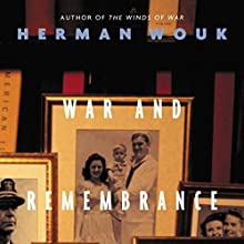 War and Remembrance Audiobook by Herman Wouk Narrated by Kevin Pariseau